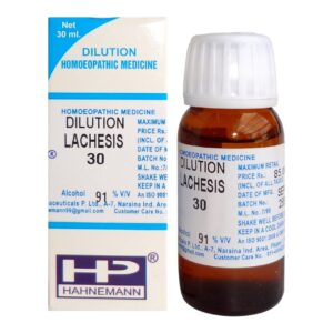 HP Dilution Lachesis 30