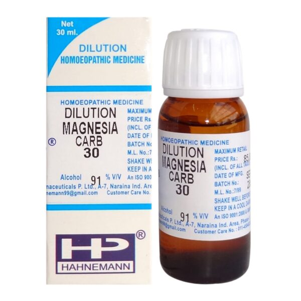 HP Dilution Magnesia Carb 30