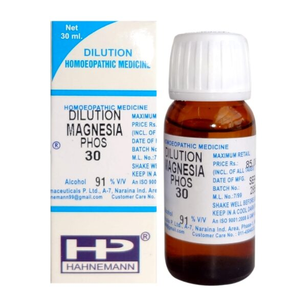 HP Dilution Magnesia Phos 30