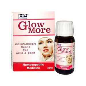 Hahnemann Glow More For Acne & Scar Drop